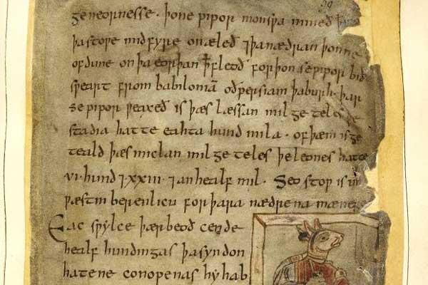 рукопись беовульфа