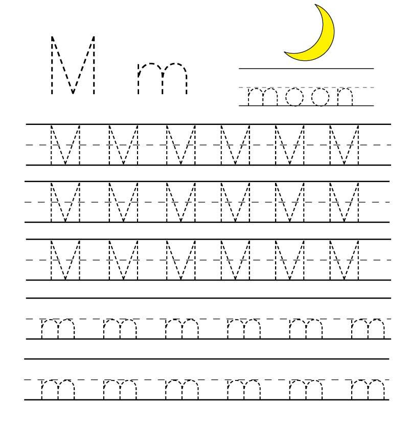 пропись английского алфавита буква m
