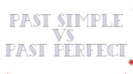 разница между past simple и past perfect
