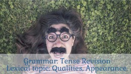revision of tenses, tenses exercises