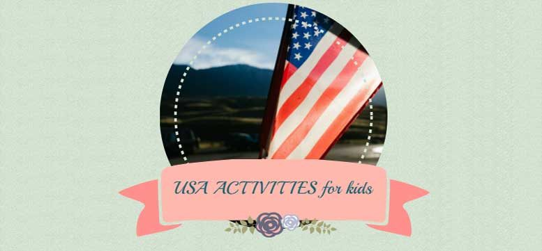 usa activities for kids