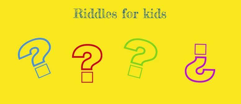 загадки для детей на английском