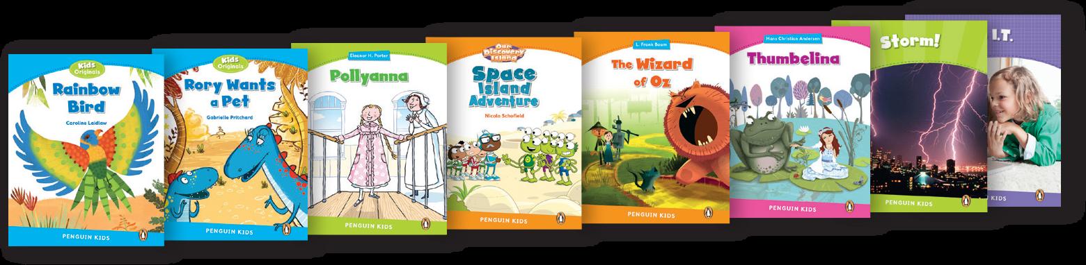 детские книга на английском