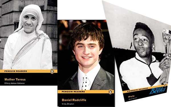 книги на английском про знаменитостей