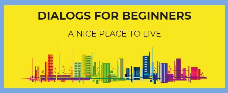 диалоги для начинающих с переводом про город