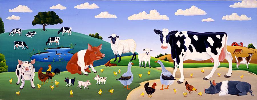 упражнения про животных на английском